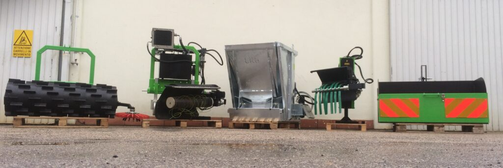 macchine agricole CRG